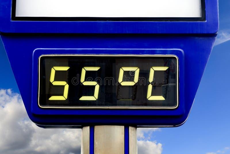 Download Summer heat stock image. Image of equipment, celsius - 21635435