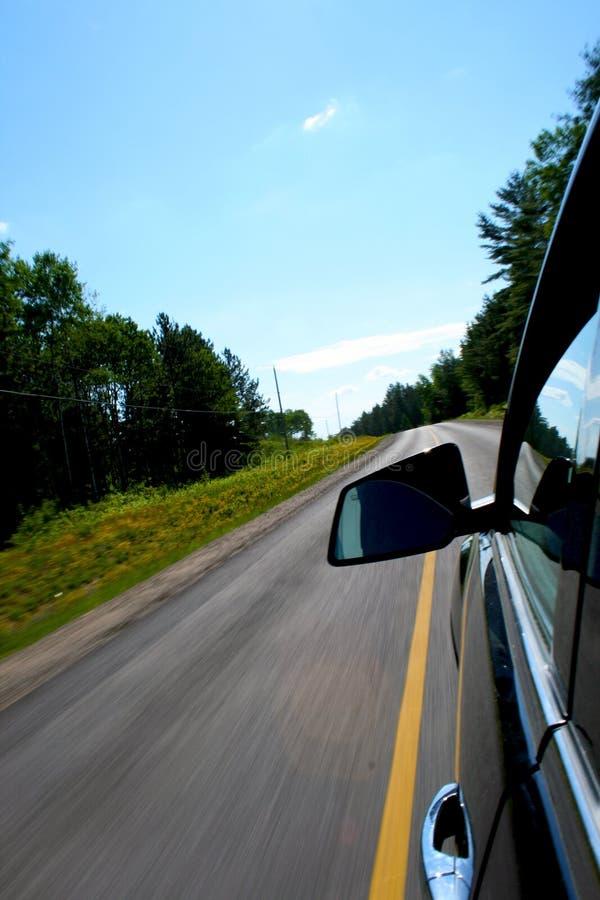 Summer highway stock photos