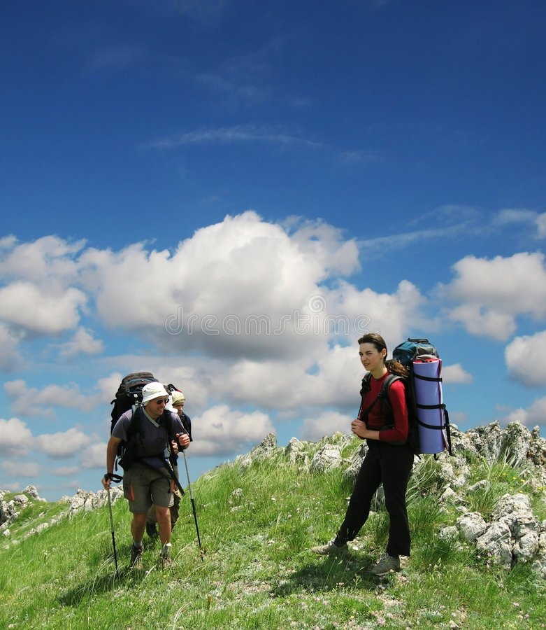 Free Summer Hiking Stock Photography - 1904662