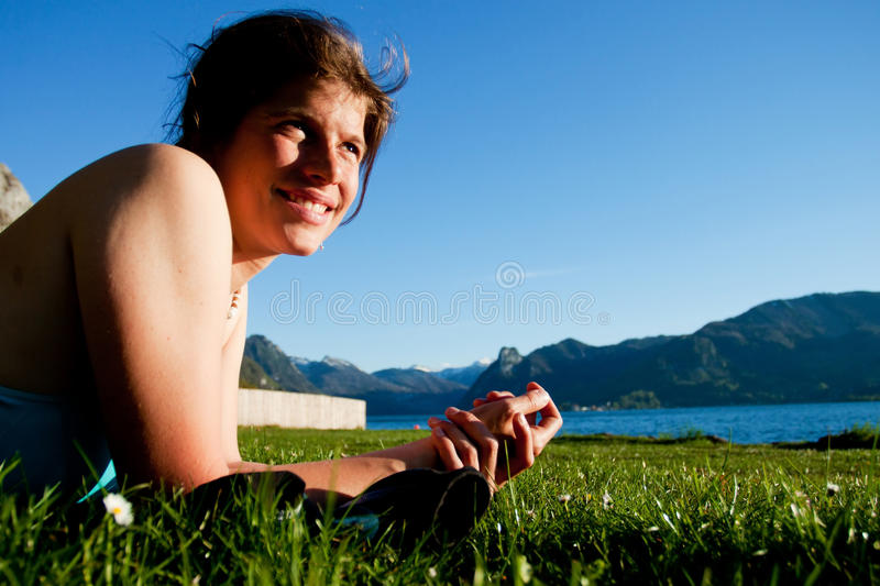Download Summer holiday stock photo. Image of holiday, austria - 25908550