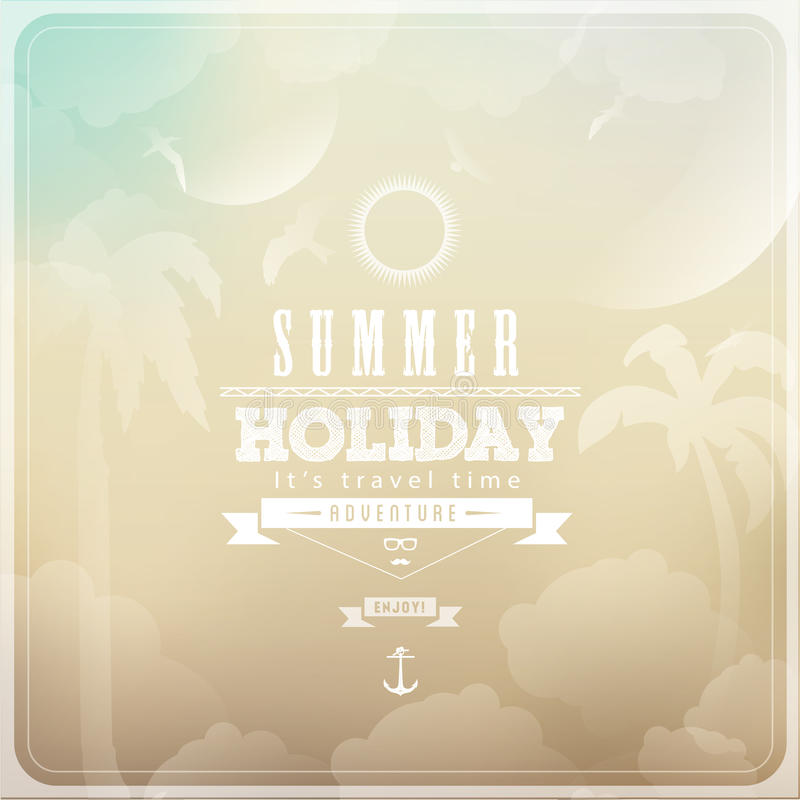 Free Summer Holiday Adventure Stock Images - 30889384