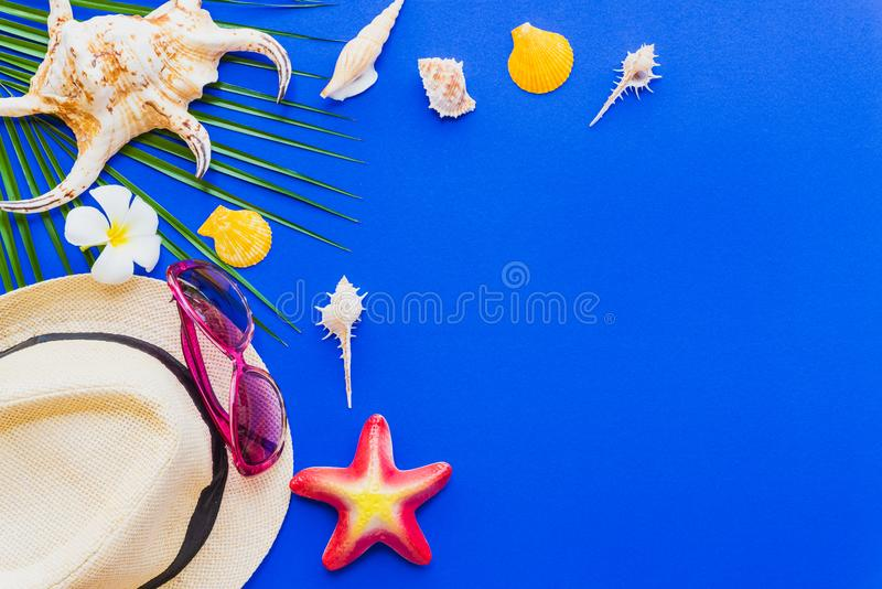 Summer holiday and vacation concept. stock images