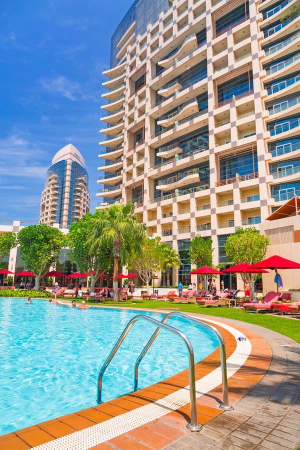 Summer Holidays In Abu Dhabi, UAE Editorial Stock Image