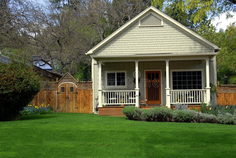 Download Summer Home stock photo. Image of front, estate, residence - 2265674