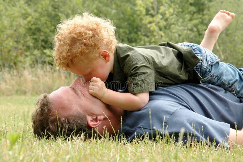Summer Hugging royalty free stock photos