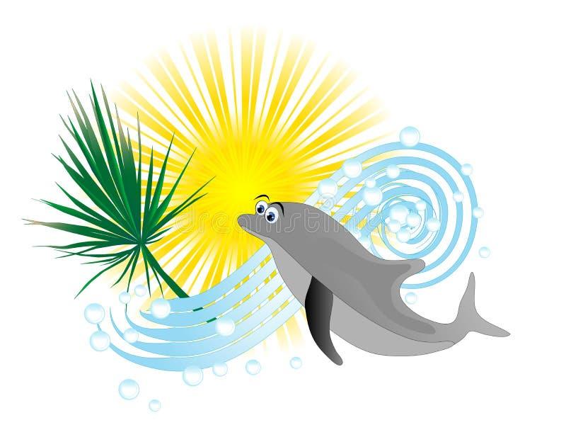 Download Summer icon stock vector. Illustration of aqua, sunburst - 33180638