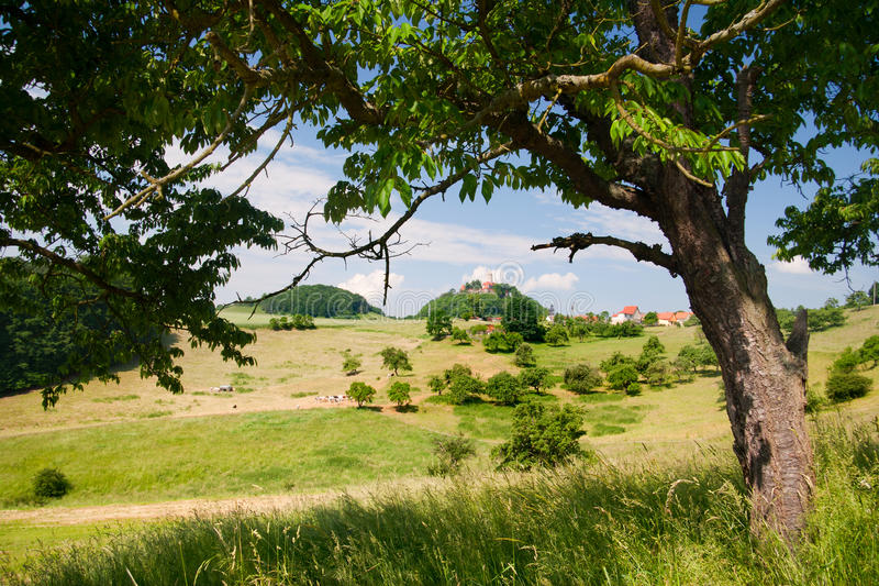 Download Summer Landscape By Seitenroda Stock Photo - Image: 39378500