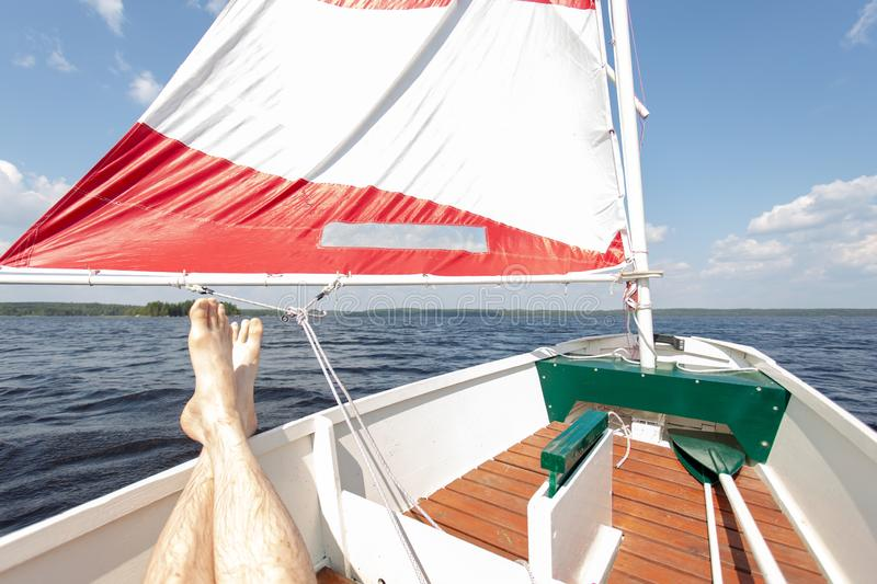 Summer Leisure royalty free stock images