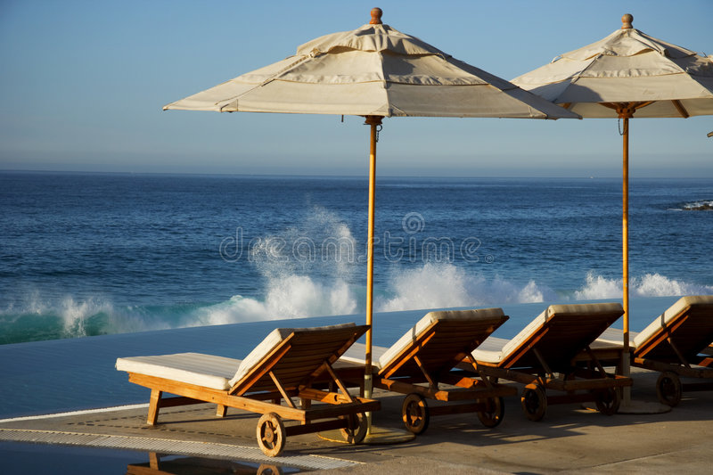 Summer in Mexico royalty free stock image