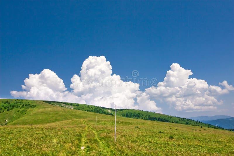 Download Summer Mountain Ridge Royalty Free Stock Photos - Image: 25680088