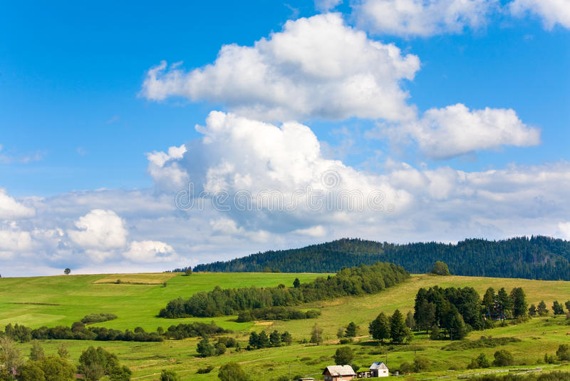 Download Summer Mountain View Stock Photography - Image: 19548682