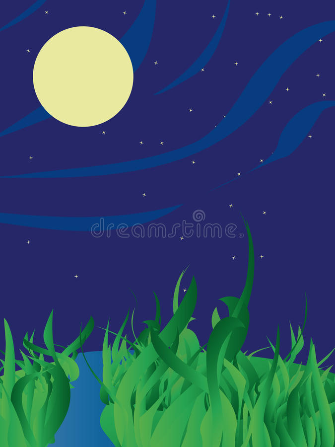 Download Summer Night Stock Photos - Image: 13497753