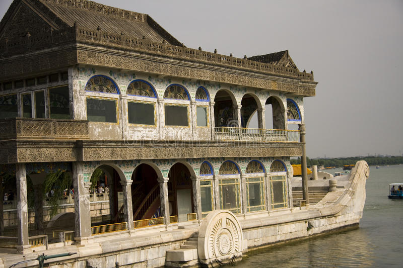 Summer Palace. The Summer Palace or Yihe Yuan (simplified Chinese: 颐和园; traditional Chinese: 頤和園; pinyin: Yíhé Yuán royalty free stock image