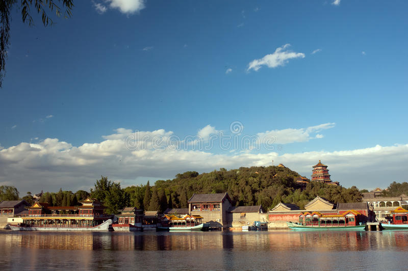 Download Summer Palace stock image. Image of best, dragon, palace - 19864411