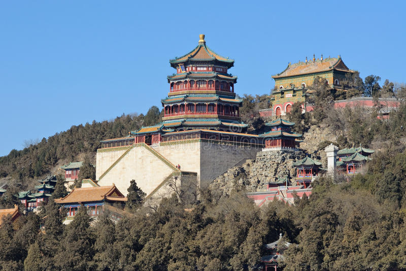 Download The Summer Palace stock photo. Image of beijing, culture - 27045806