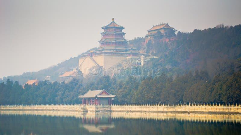 Summer Palace, Beijing, China royalty free stock photography
