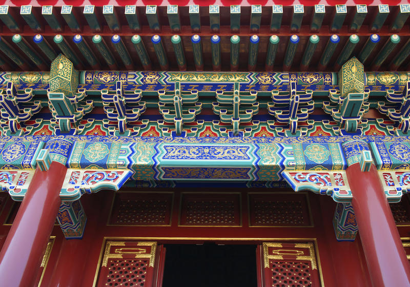 Summer Palace in Beijing royalty free stock images