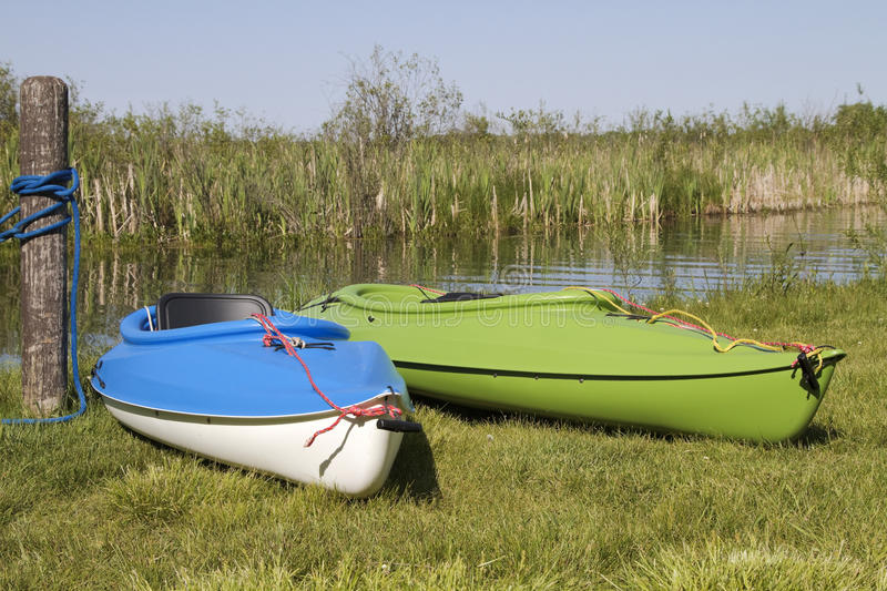 Download Summer Pastime stock image. Image of kayaks, tranquil - 25188743