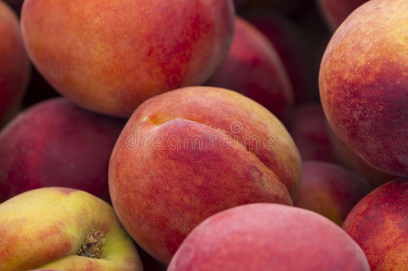 Summer Peaches royalty free stock image