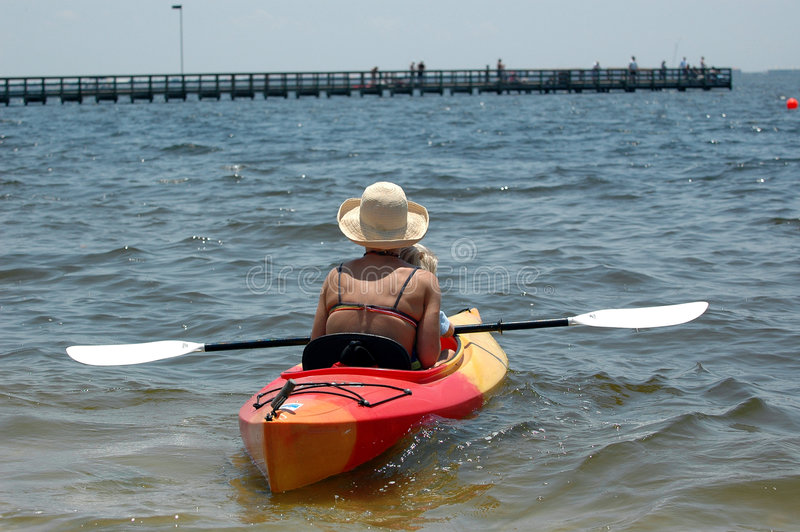 Summer recreation royalty free stock image