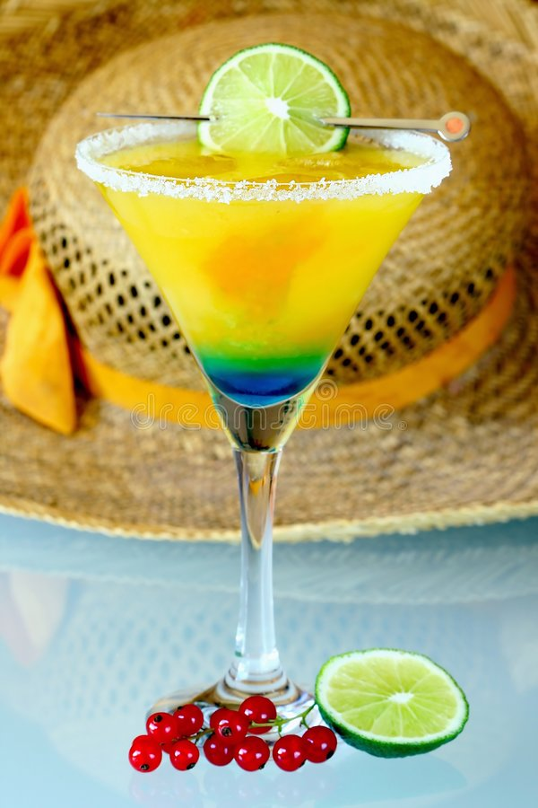 Summer recreational drink and royalty free stock photos