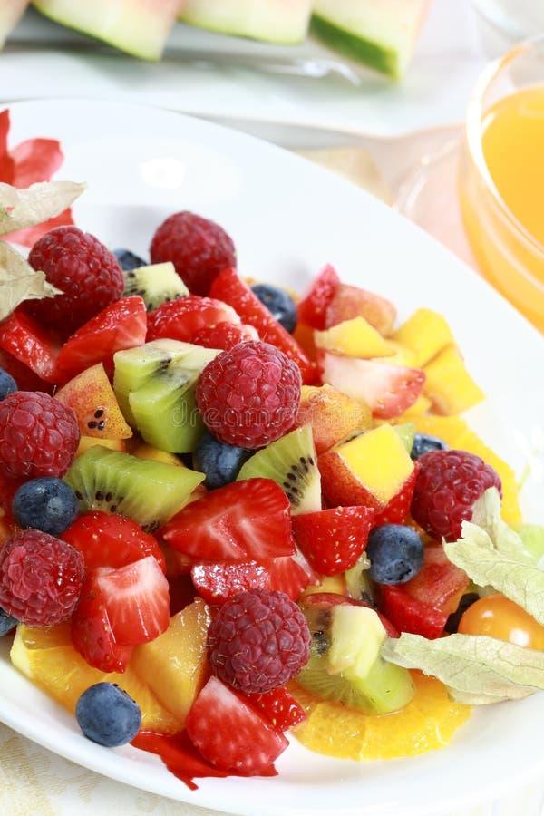 Free Summer Refreshment - Fruit Salad Royalty Free Stock Image - 5120236