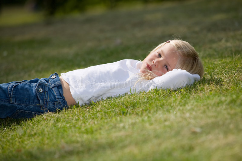 Summer relaxation royalty free stock photos