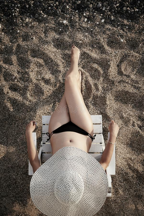 Summer rest royalty free stock photography