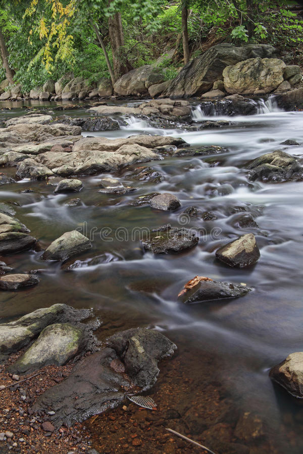 Summer River stock photography