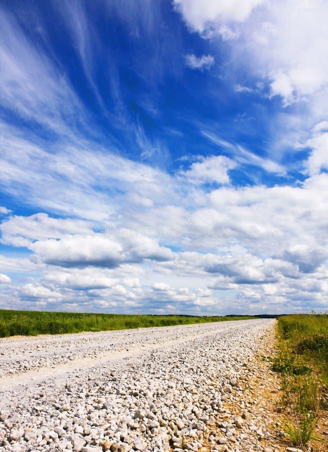 Download Summer road stock photo. Image of horizon, scenery, dust - 13346424