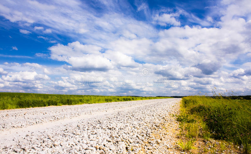 Download Summer Road Royalty Free Stock Images - Image: 13346839