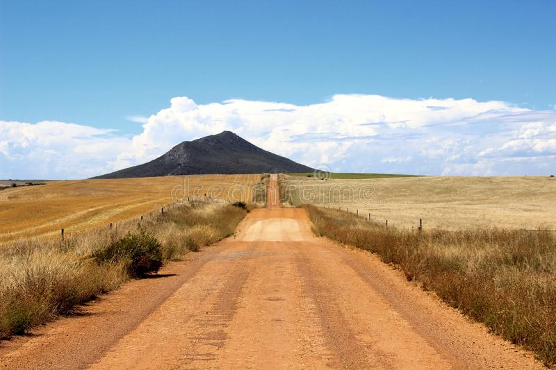 Summer Roads royalty free stock photography