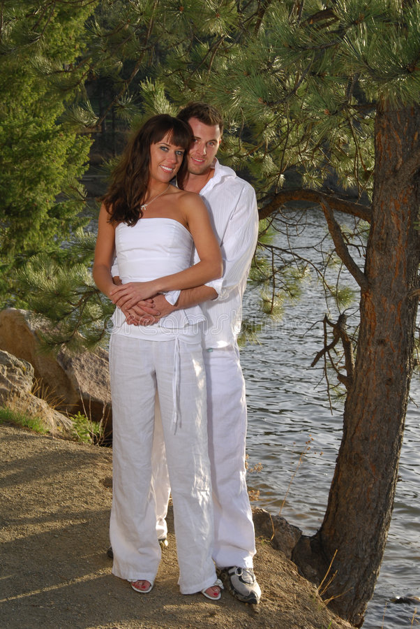 Download Summer Romance stock photo. Image of couple, calm, husband - 5435338