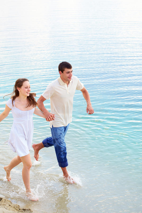 Download Summer Run Stock Image - Image: 22576921