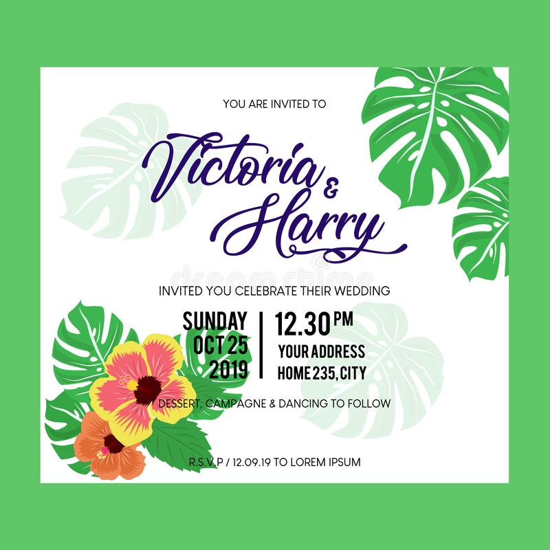 Summer sale banner templates. Design vector tropical summer sale off banner templates support eps10 and jpeg 300dpi size 600x600px royalty free illustration