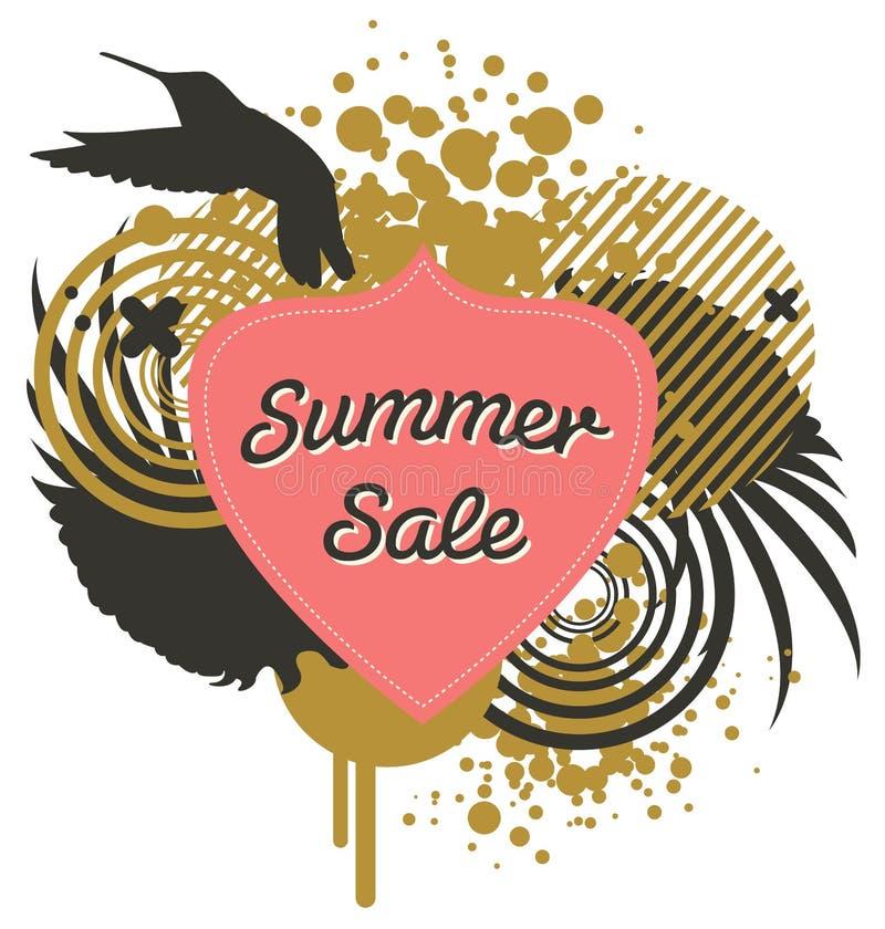 Summer Sale Stock Vector