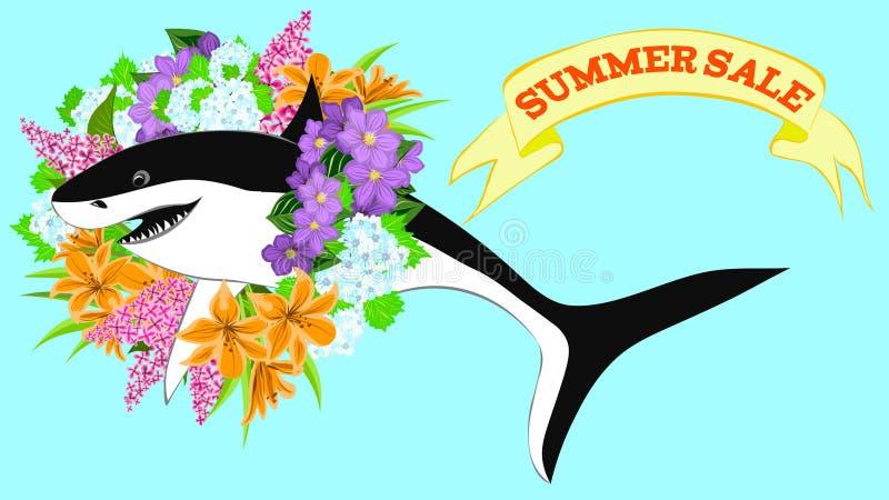 Summer sale stock photo