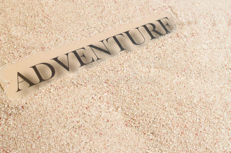 Download Summer Sand Adventure Stock Photography - Image: 13163632