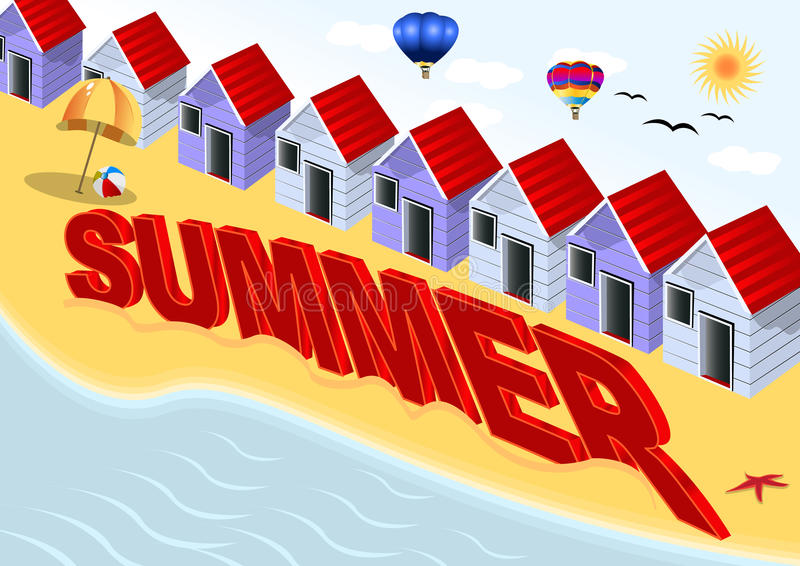 Download Summer Scene Royalty Free Stock Photo - Image: 20785945