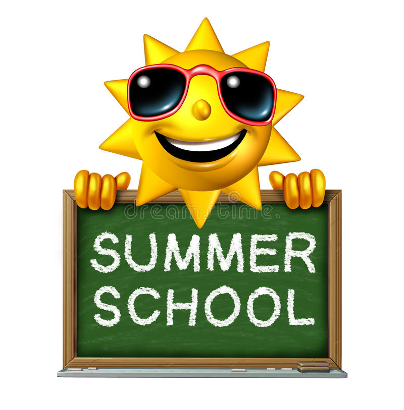 Summer school stock illustration image 41412615 for 3 dimensional drawing software