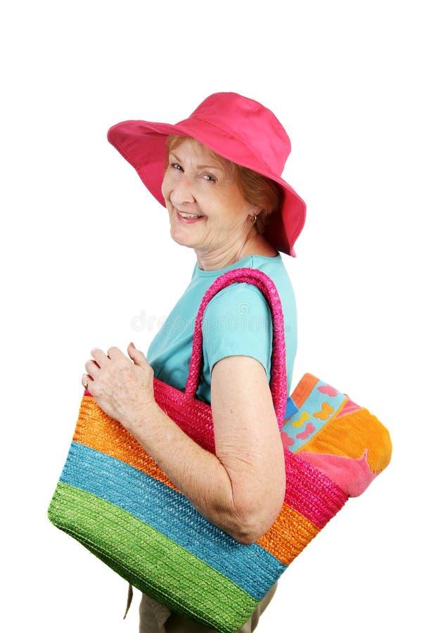 Download Summer Senior Royalty Free Stock Image - Image: 2847166