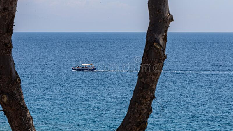 Summer in Sicily Italy royalty free stock images