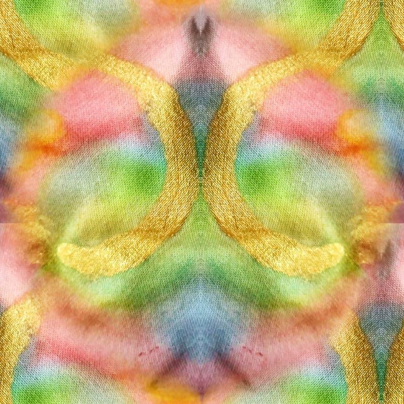 Batik Surf Background Stock Illustration. Illustration Of