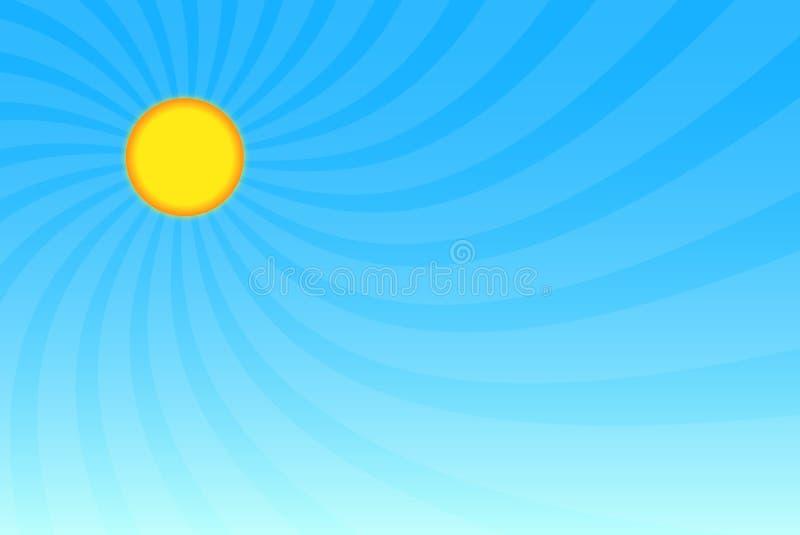 Summer Sky Stock Image