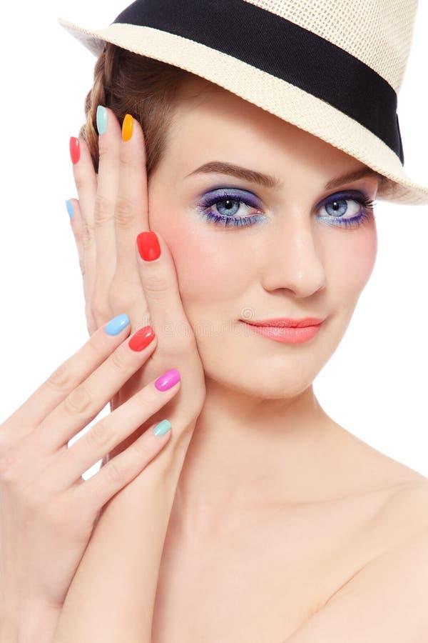 Download Summer spirit stock image. Image of lovely, model, femininity - 24835045