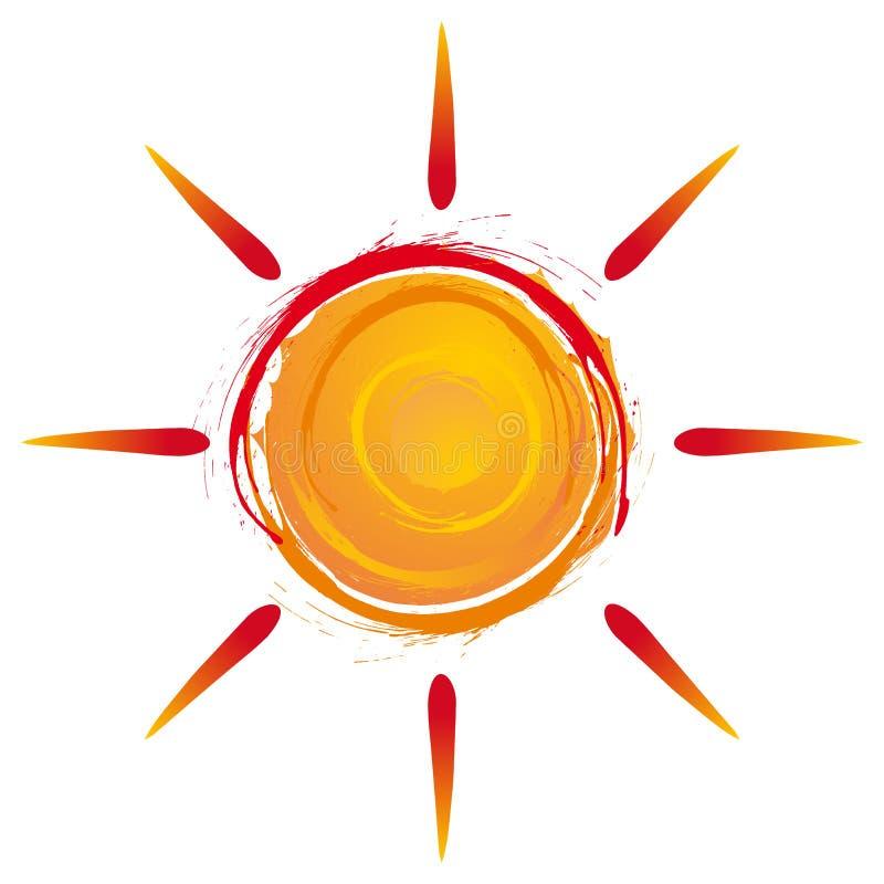 Download Summer sun stock vector. Illustration of design, climate - 29687555