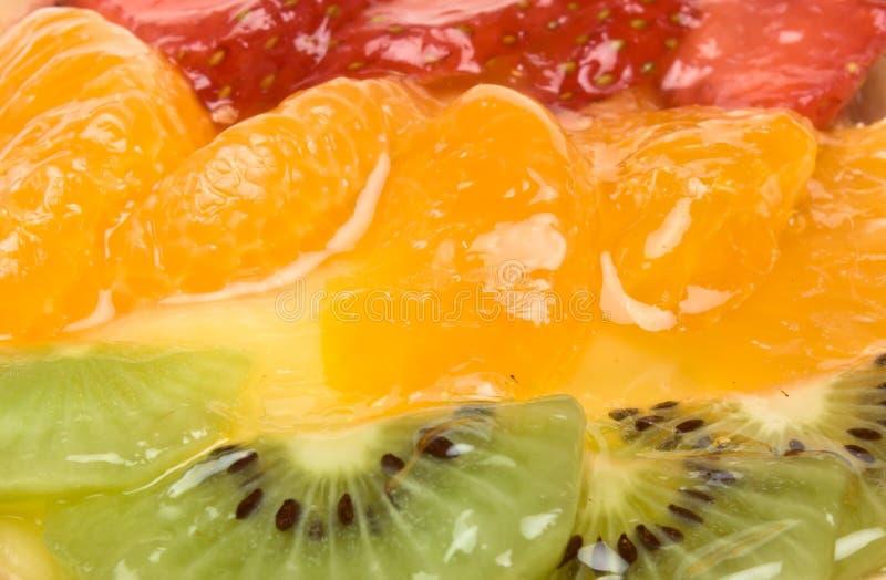 Download Summer Tart stock image. Image of overhead, berries, fresh - 15060337