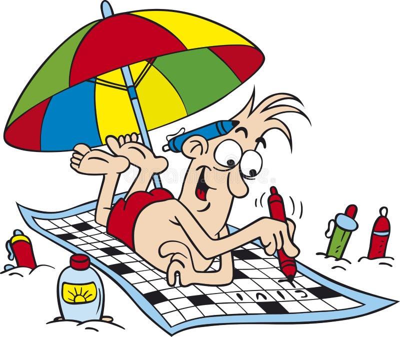 Download Summer time stock vector. Image of nerd, humor, element - 17405171