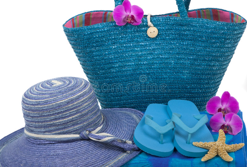 Download Summer Time stock image. Image of ocean, clothes, blue - 5327873