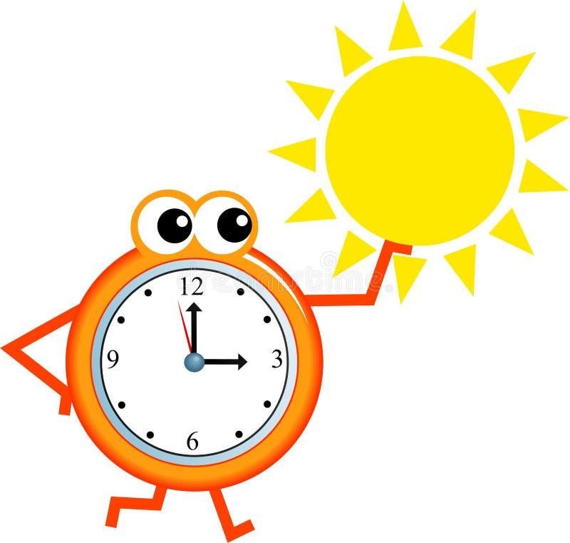 Download Summer time stock illustration. Illustration of summer - 7488047